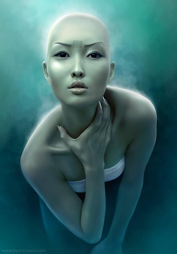 Awesome Digital Art Work By MichaelO 9