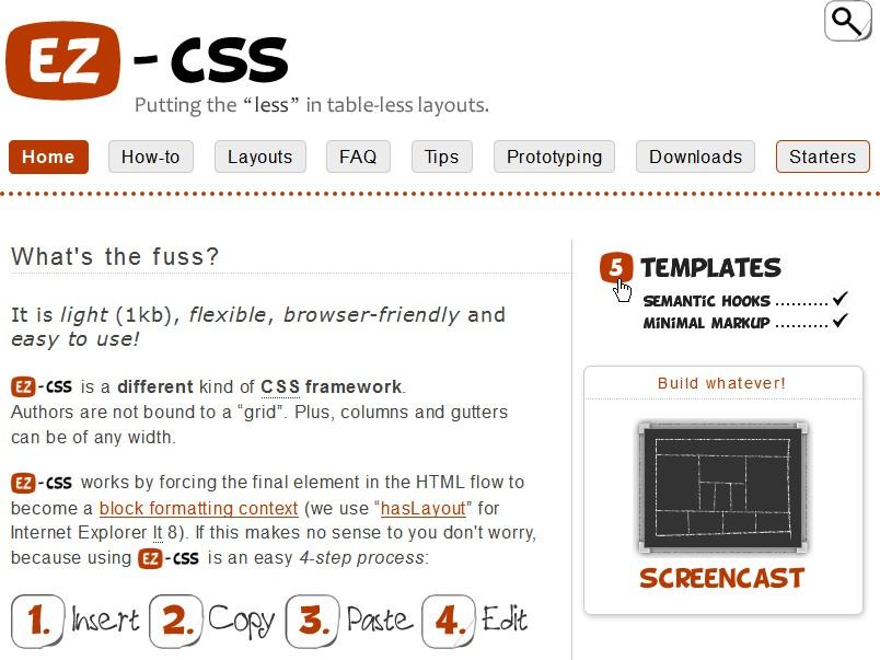 Essential CSS Frameworks For Web Developer 9