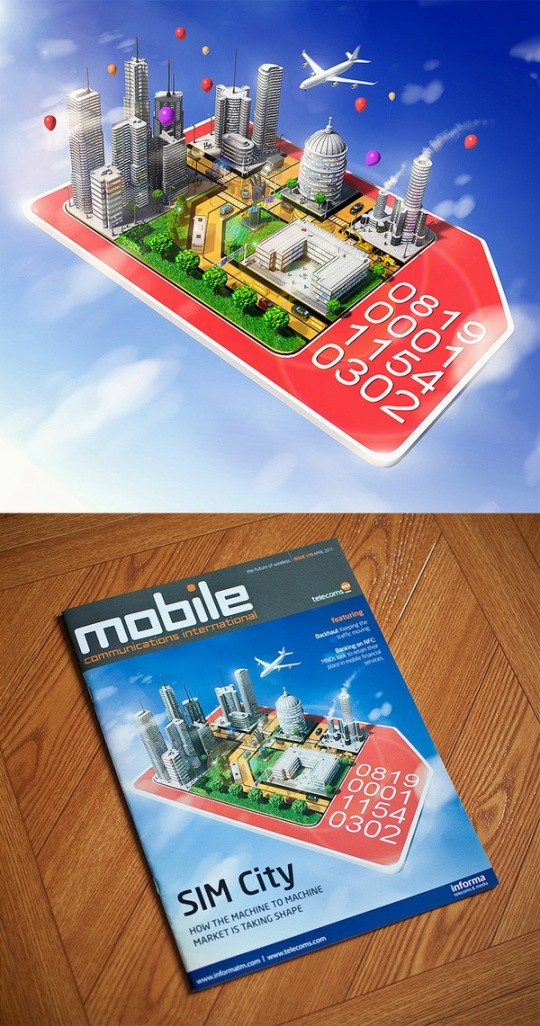 25+ Creative Magazine Design Inspiration For Designers 44
