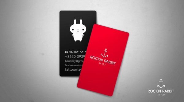 20+ Creative Business Cards Design Inspiration 43