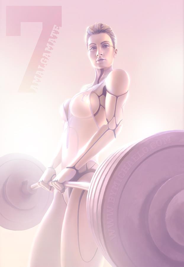 Awesome Digital Art Work By MichaelO 10