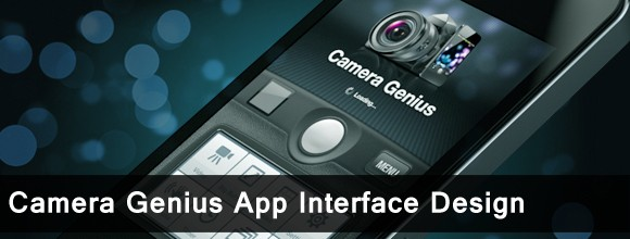 Camera Genius App Interface Design 83