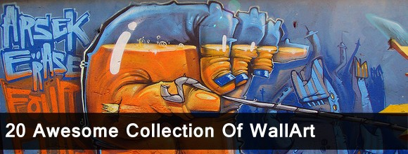 20 Awesome Collection Of WallArt 3