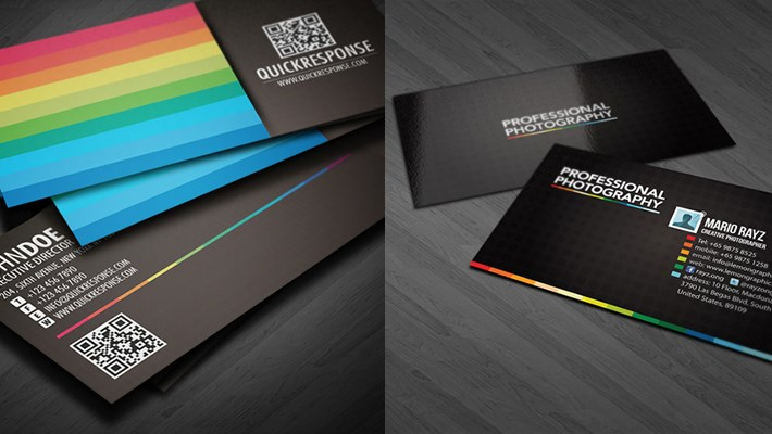 Creative Business Cards Design Inspiration