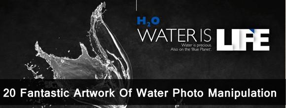 20 Fantastic Artwork Of Water Photo Manipulation 1