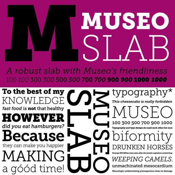 20 Free Unique Fonts For Web Designers 35
