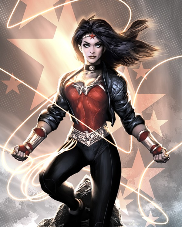 20 Comic Superheroes Artwork for your Inspiration 11