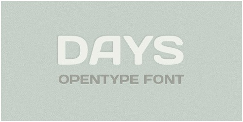 Perfect Fonts For Your Next Logo Design 11