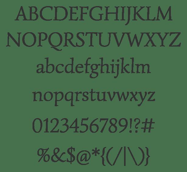 20 Free Unique Fonts For Web Designers 45