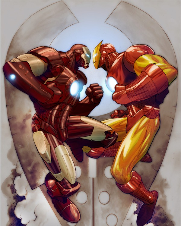 20 Comic Superheroes Artwork for your Inspiration 2