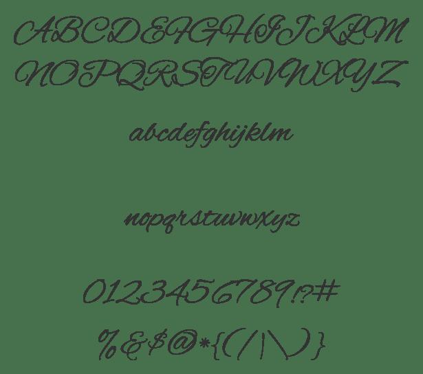 20 Free Unique Fonts For Web Designers 46