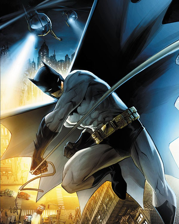 20 Comic Superheroes Artwork for your Inspiration 14