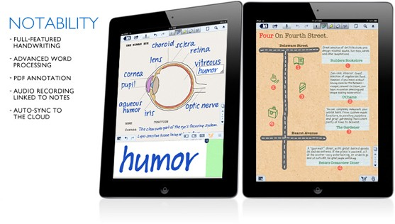 15+ iPad Apps For Web Designers & Developers 15