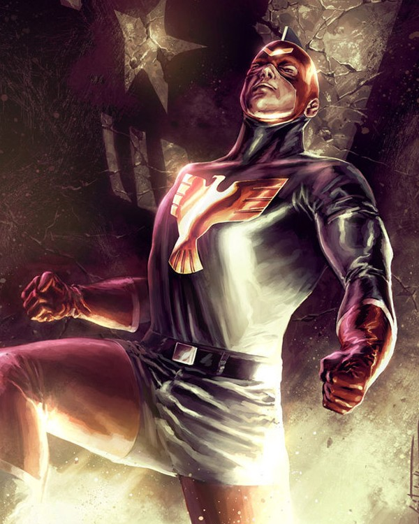 20 Comic Superheroes Artwork for your Inspiration 16