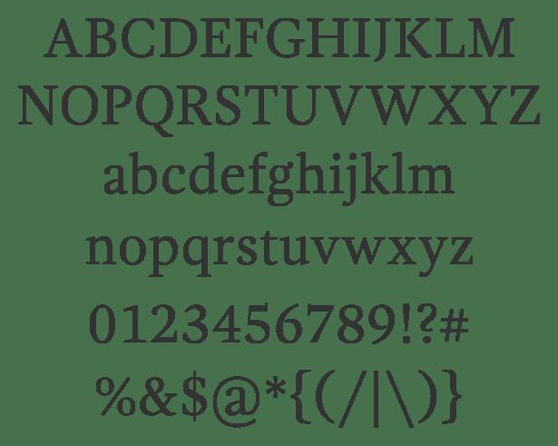 20 Free Unique Fonts For Web Designers 50