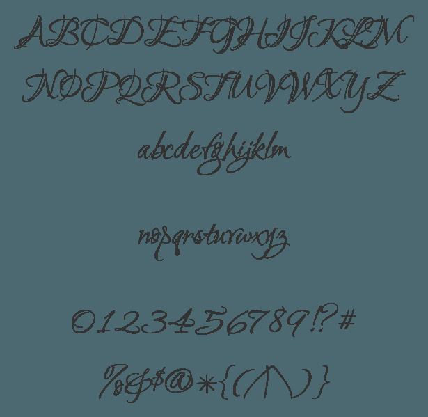 20 Free Unique Fonts For Web Designers 51