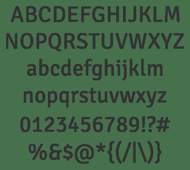20 Free Unique Fonts For Web Designers 52