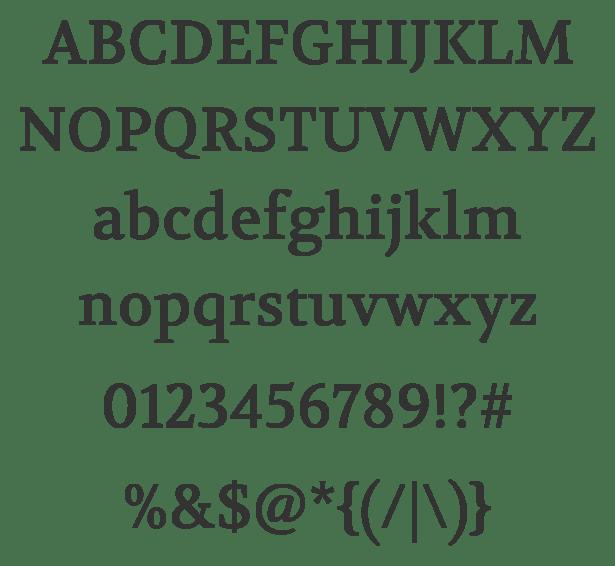 20 Free Unique Fonts For Web Designers 53