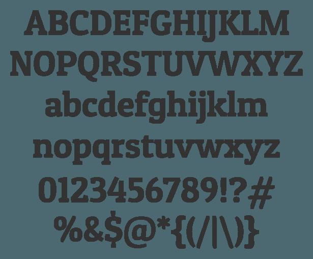 20 Free Unique Fonts For Web Designers 36