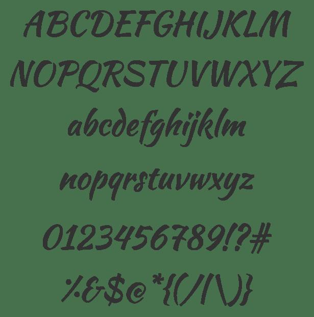 20 Free Unique Fonts For Web Designers 54