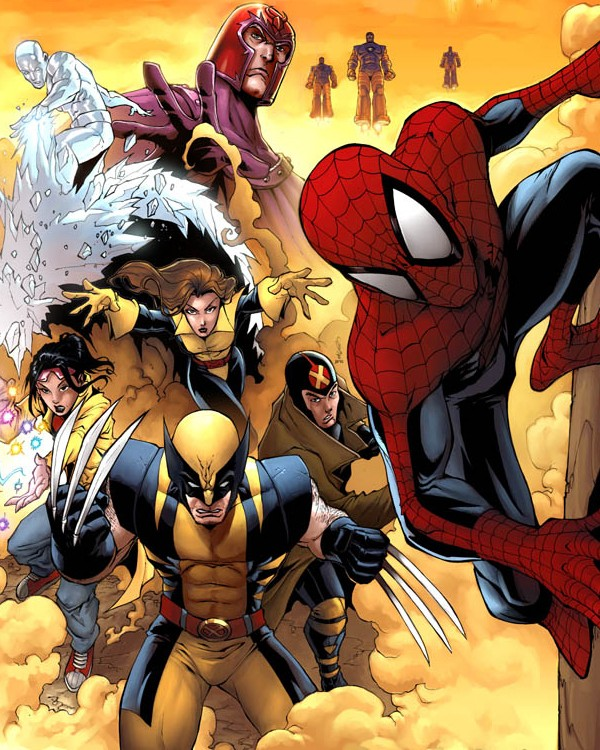 20 Comic Superheroes Artwork for your Inspiration 3