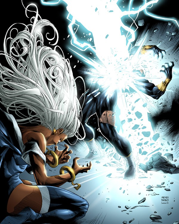 20 Comic Superheroes Artwork for your Inspiration 5