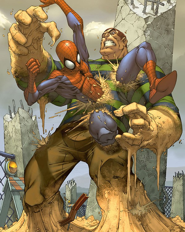 20 Comic Superheroes Artwork for your Inspiration 7