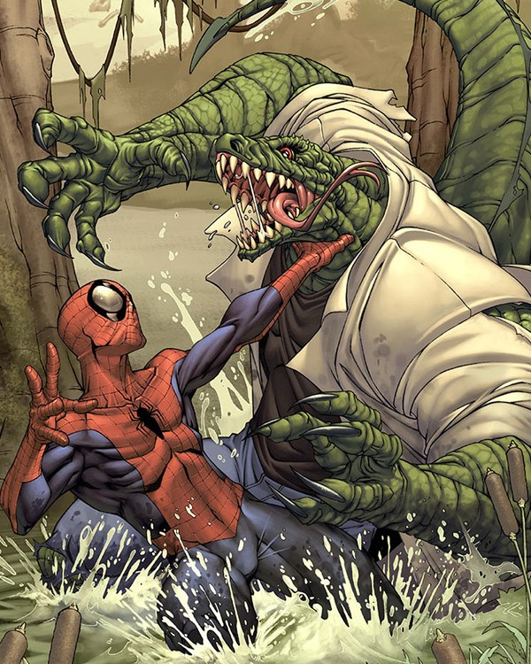 20 Comic Superheroes Artwork for your Inspiration 8