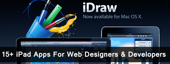 15+ iPad Apps For Web Designers & Developers 1