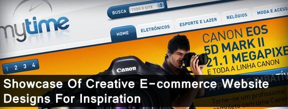 Showcase Of Creative E-commerce Website Designs For Inspiration 1