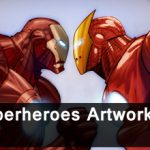 20 Comic Superheroes Artwork for your Inspiration 38