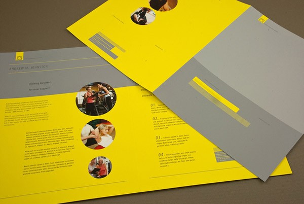 20 + Awesome Brochure Designs For Your Inspiration 11