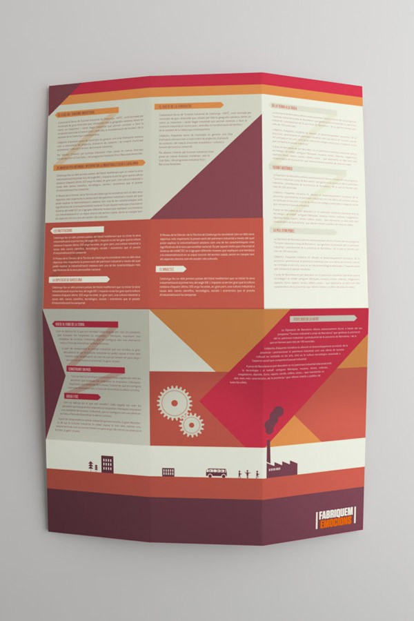 20 + Awesome Brochure Designs For Your Inspiration 14