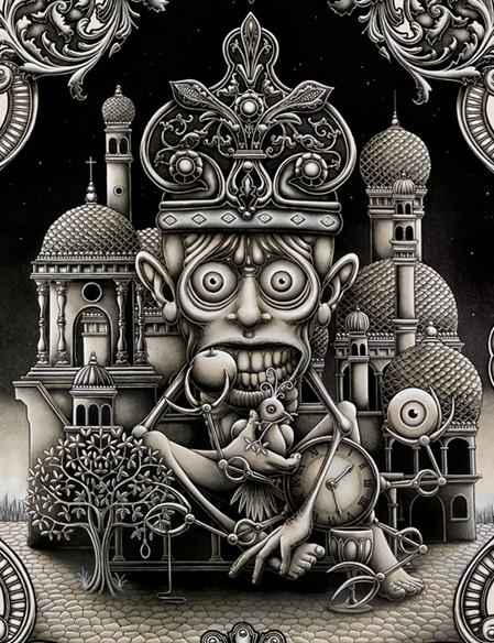 Insanely Detailed Artwork By Joe Fenton 52