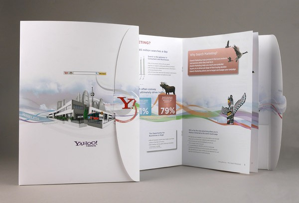 20 + Awesome Brochure Designs For Your Inspiration 4