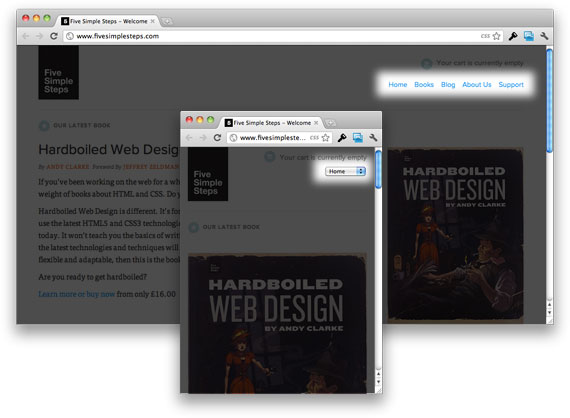 Helpful Responsive Web Design Tutorials 8