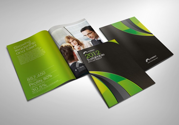 20 + Awesome Brochure Designs For Your Inspiration 8