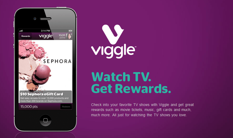 iOS App Viggle: Stay Connected With Your Favorite TV Programs 36