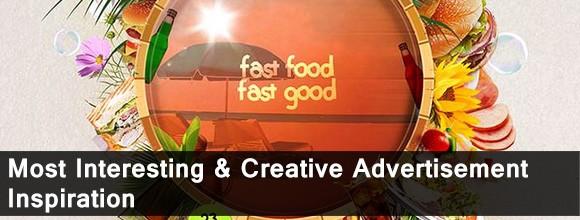 Most Interesting & Creative Advertisements Inspiration 1