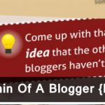 About The Brain Of A Blogger: Infographics 39