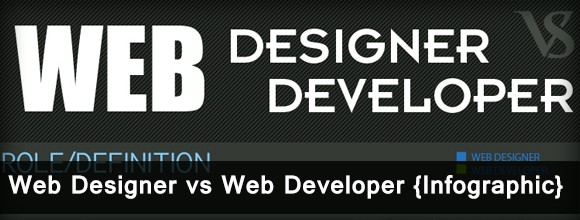 Web Designer vs Web Developer: Infographic 4