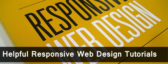 Helpful Responsive Web Design Tutorials 1