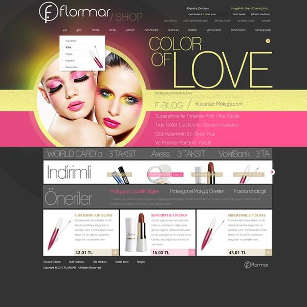 25 Creative Ecommerce Web Design Inspiration 45