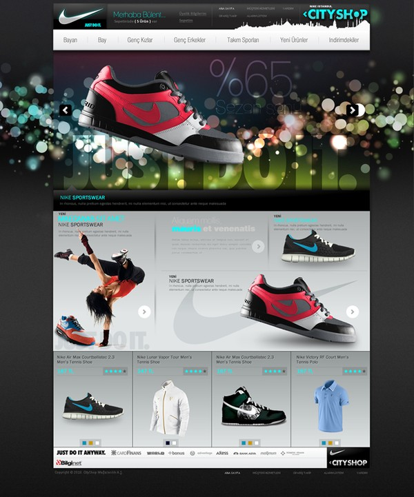 25 Creative Ecommerce Web Design Inspiration 46
