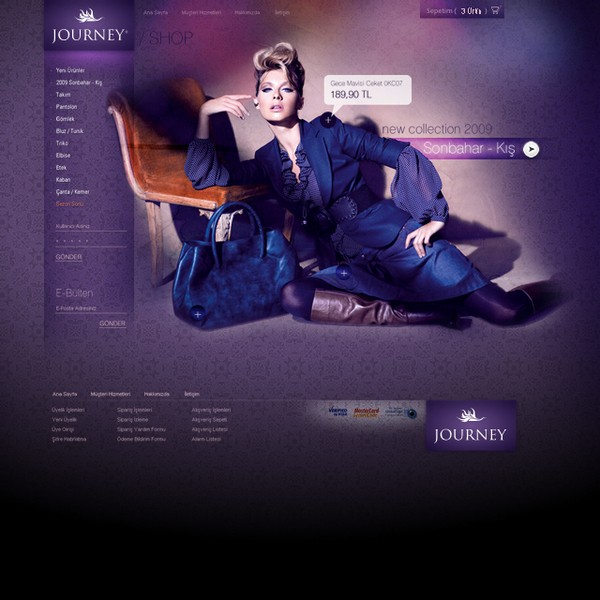 25 Creative Ecommerce Web Design Inspiration 48