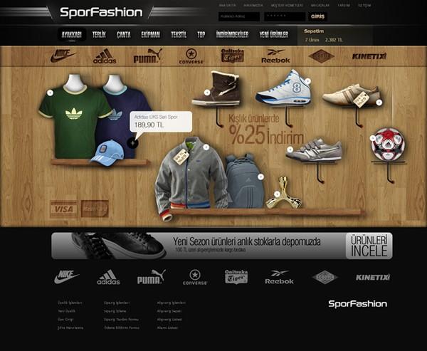 25 Creative Ecommerce Web Design Inspiration 49