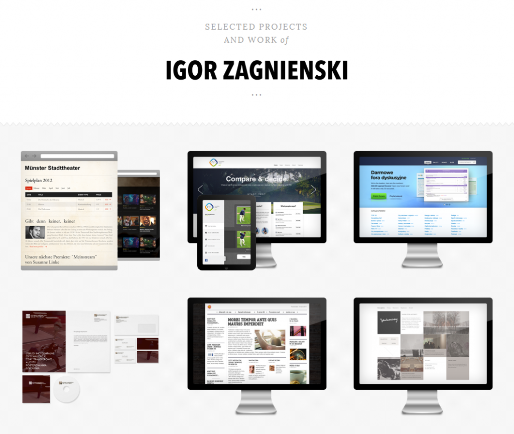 20 Minimal Web Designs For Your Inspiration 50