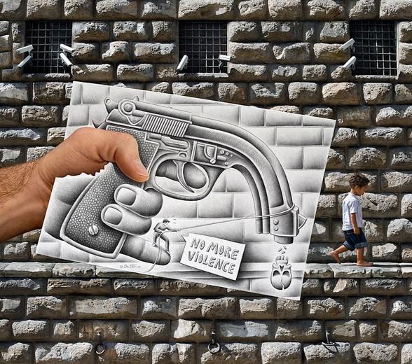 Pencil Vs Camera – Creative Artwork by Ben Heine 49