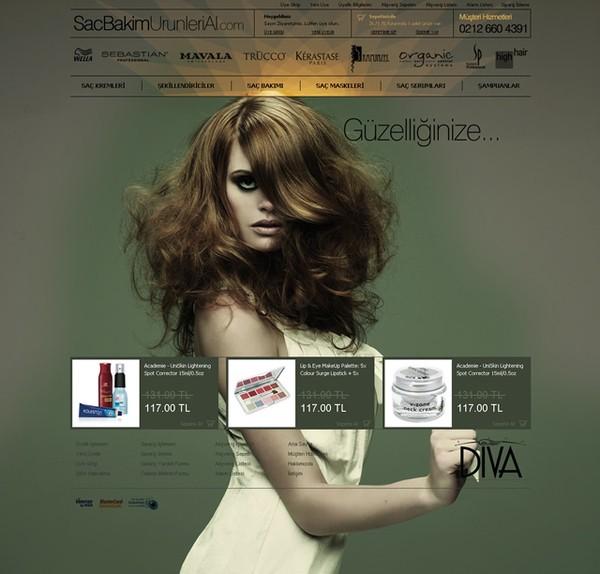 25 Creative Ecommerce Web Design Inspiration 50