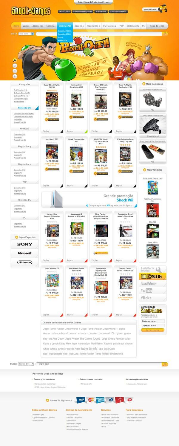 25 Creative Ecommerce Web Design Inspiration 51